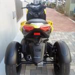 XMAX250トライク04-04